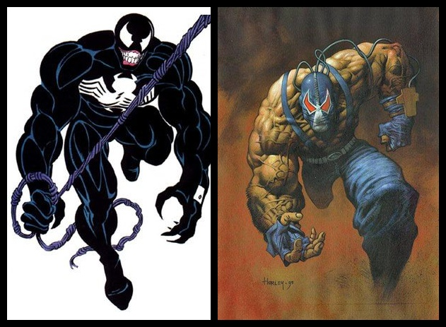 Bane - Venom - Brothers of Revenge