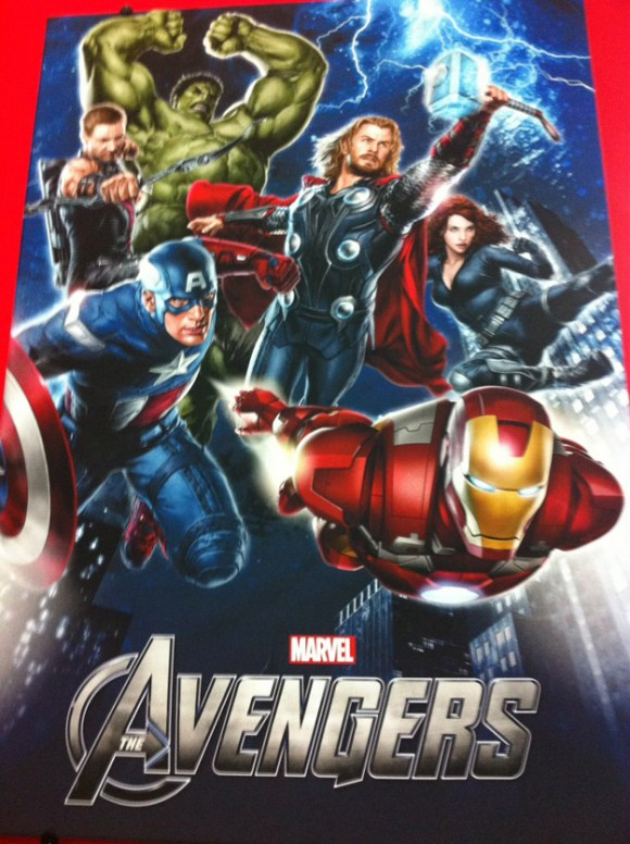 The Avengers - Poster Conceitual