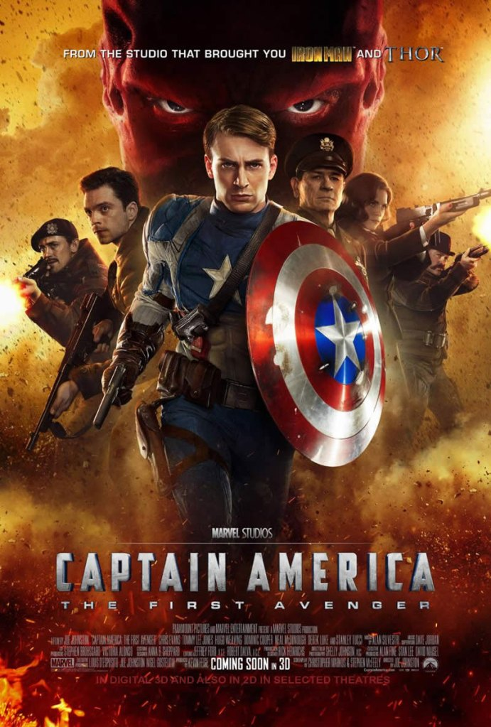 Captain America - The First Avenger - Marvel - 2011