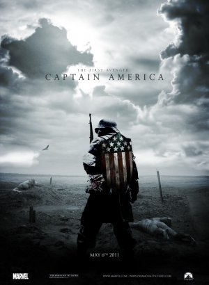 Captain America - The First Avenger - World War II Super Soldier