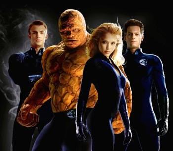 Fantastic Four 3 - 2011