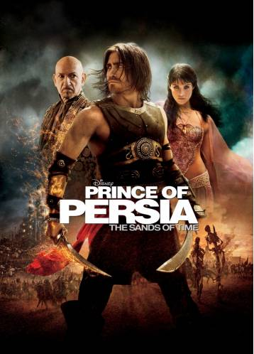 O Príncipe da Pérsia - As Areias do Tempo