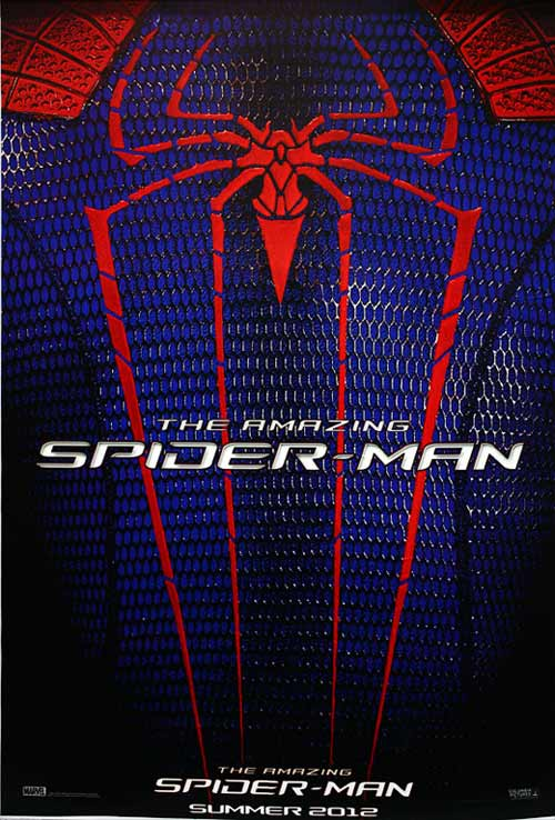 The Amazing Spider-Man First Poster