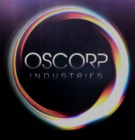 The Amazing Spider-Man Oscorp Industries Poster