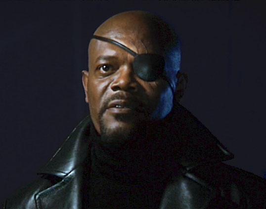 Nick Fury - Samuel L Jackson