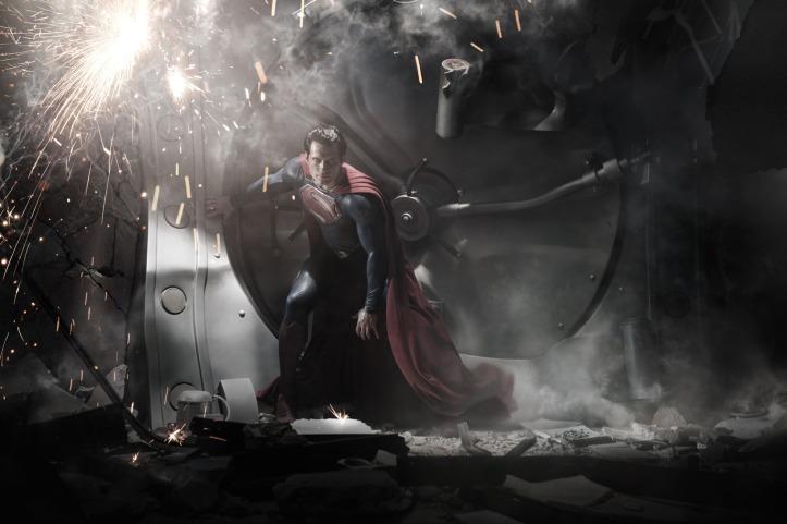 Superman - Man of Steel - Henry Cavill - Visual