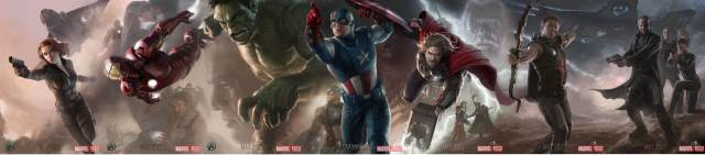 The Avengers - Epic Poster
