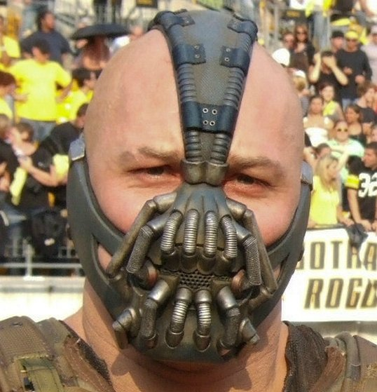 The Dark Knight Rises - Bane 01