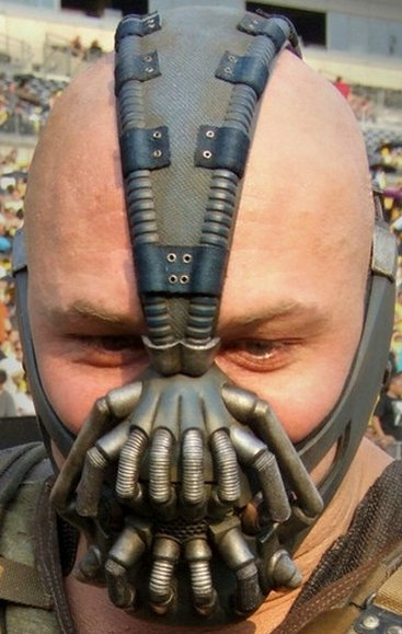 The Dark Knight Rises - Bane 02