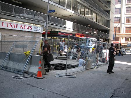The Dark Knight Rises - Fotos do Set - Cherry Way 02