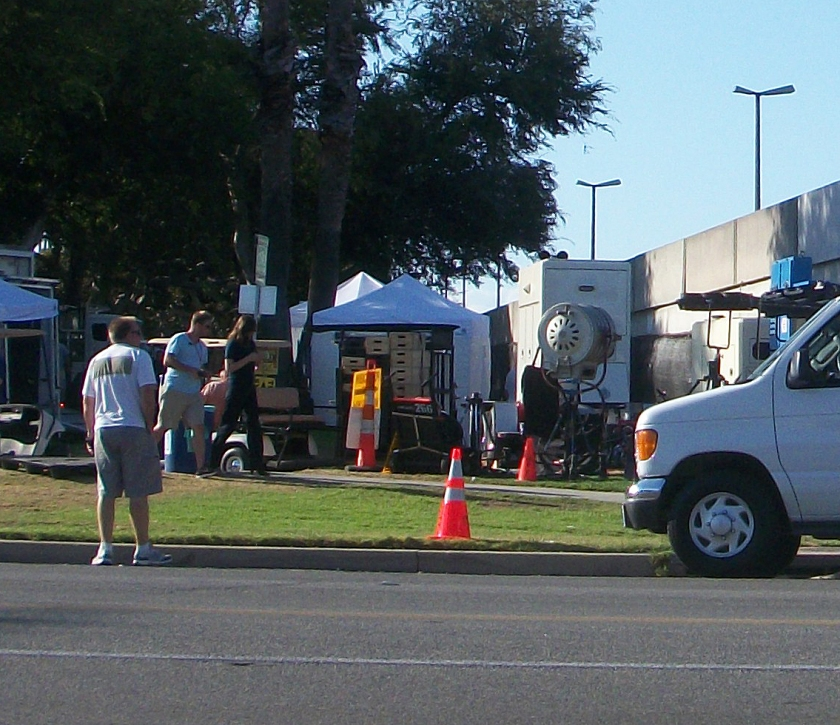 The Dark Knight Rises - Fotos do Set - Marion Cortillard 01