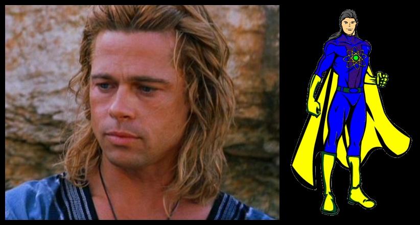 Akanadin - Brad Pitt