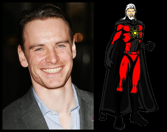 Darth Akanadin - Michael Fassbender
