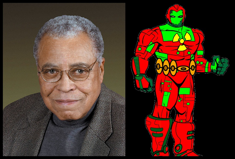 Dextop - James Earl Jones