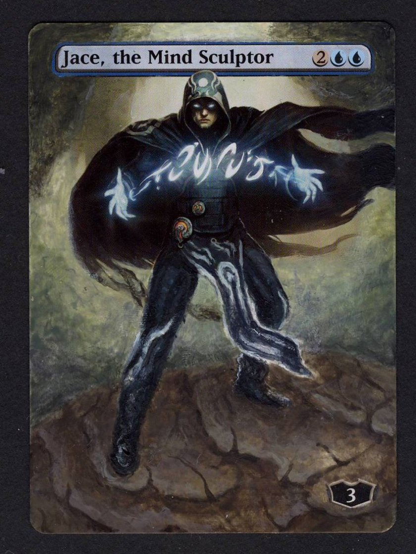 Magic 2012 - New Banned and Restrict List Jace - The Mind Sculptor