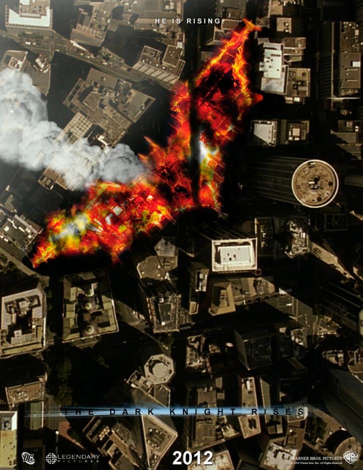 The Dark Knight Rises - Gotham City