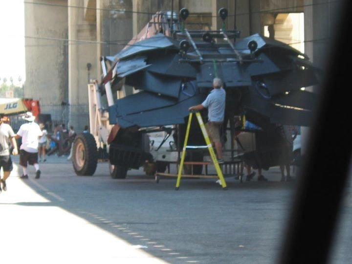The Dark Knight Rises - Set in Los Angeles 05