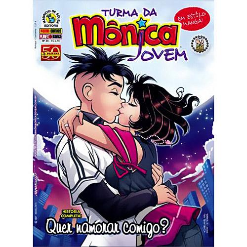 Turma da Mônica Jovem vende meio milhão de cópias