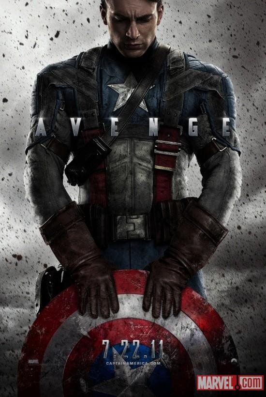 Capitão América - O Primeiro Vingador