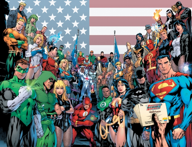 DC Comics - Top 50 - Best Characters