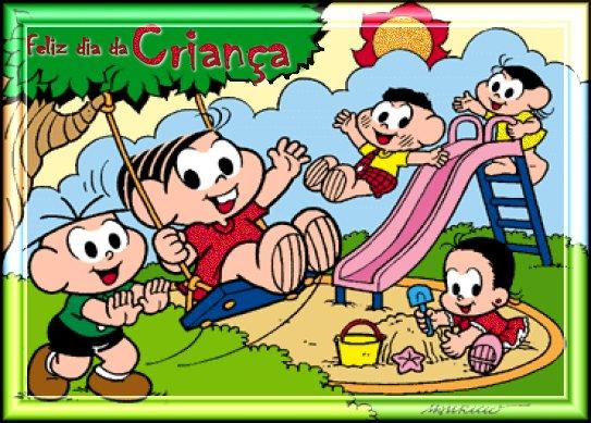 Feliz Dia das Criancas