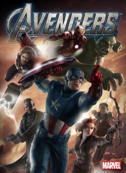 The Avengers - First Poster