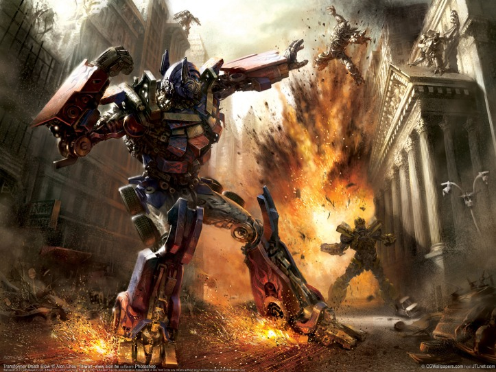 Transformers - Dark of the Moon ultrapassa bilheteria de Senhor dos Anéis - O Retorno do Rei e se torna a quarta maior bilheteria da história