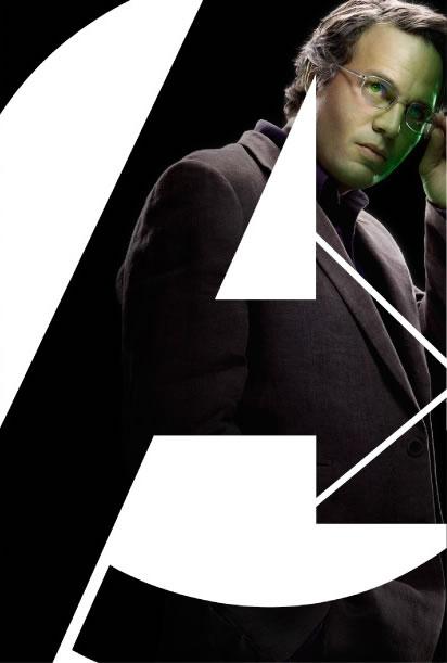Bruce Banner (Hulk) -Banner