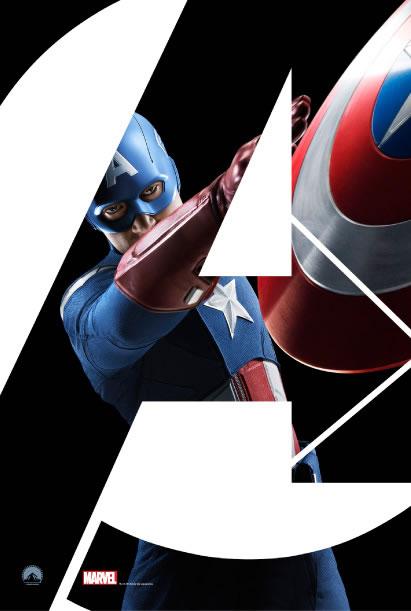 Captain America - Banner