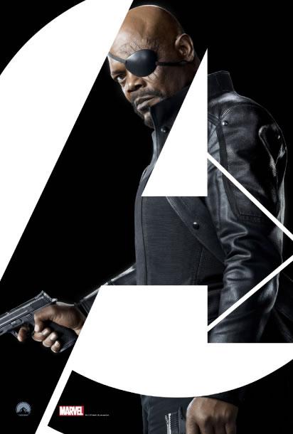 Nick Fury - Banner