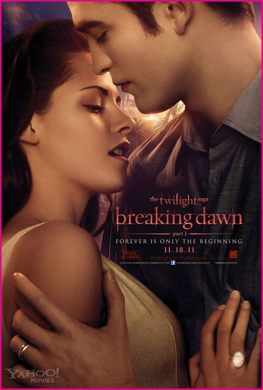 Twilight-Breaking-Dawn-Part-1 - Movie
