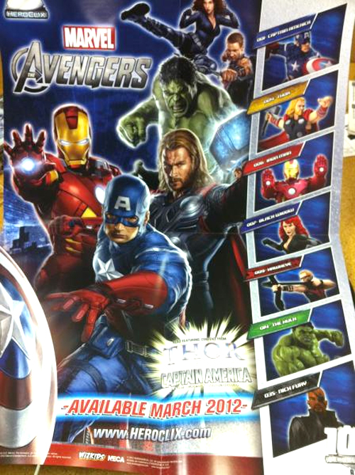 The Avengers - New Concept Art Poster