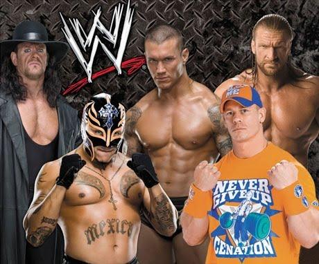 WWE 2011 - As 25 melhores lutadas do ano