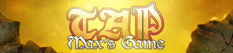 Tap - Max´s Game Logo