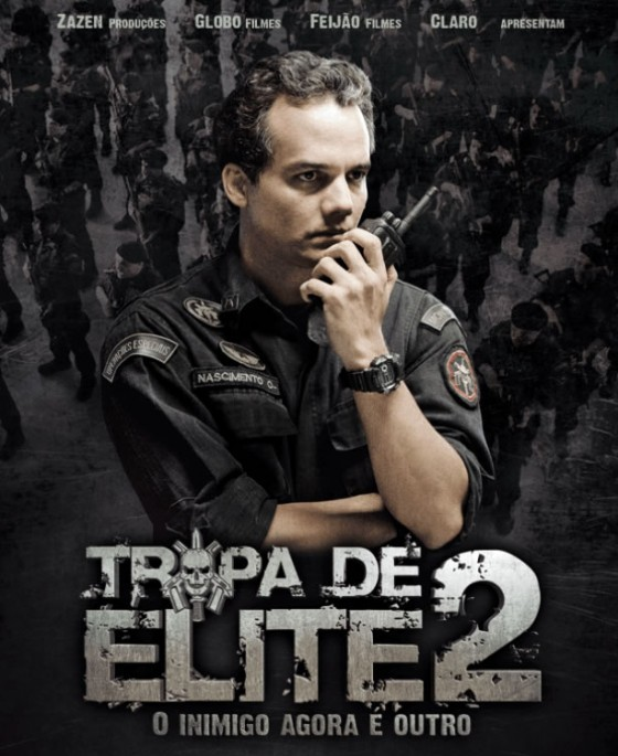 Tropa De Elite 2 Está Fora Do Oscar 2012