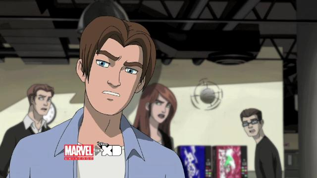 Ultimate Spider-Man: T...