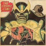 Thanos and The Cosmic Cube
