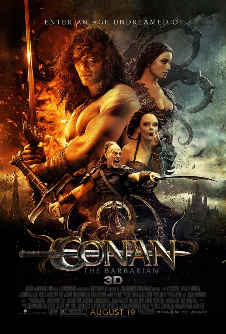 Conan, o Bárbaro (2011)