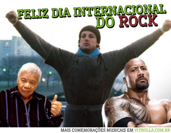 Feliz Dia do Rock 2012
