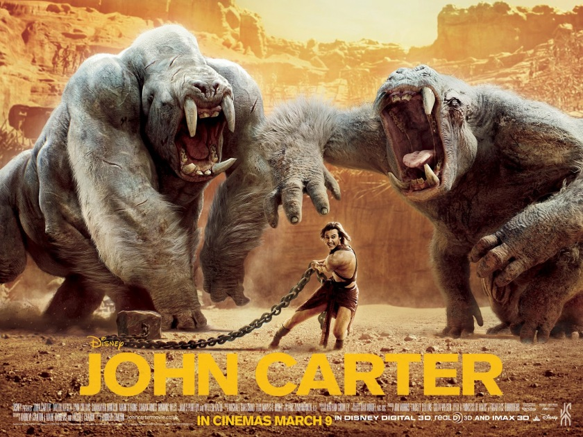 John Carter entre os Mundos