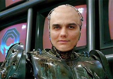 Robocop - Wagner Moura