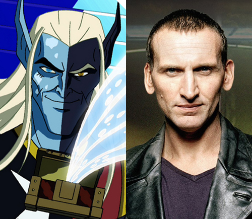 Thor - The Dark World - Christopher Eccleston será Malekith, o vilão do segundo filme do Thor
