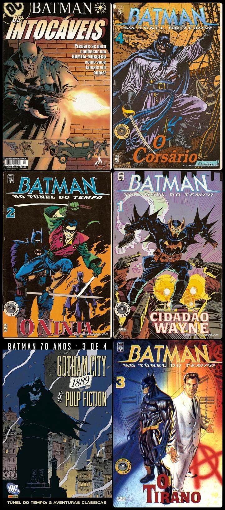 Batman - Túnel do Tempo
