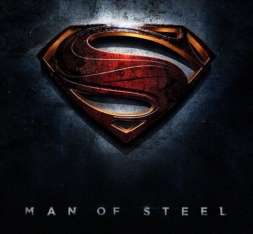 Man of Steel - Logo