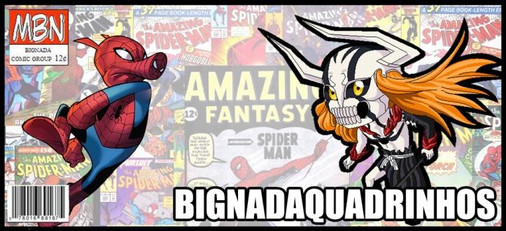 BignadaQuadrinhos Banner