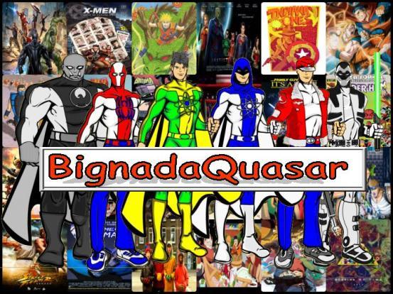 BignadaQuasar - Capa