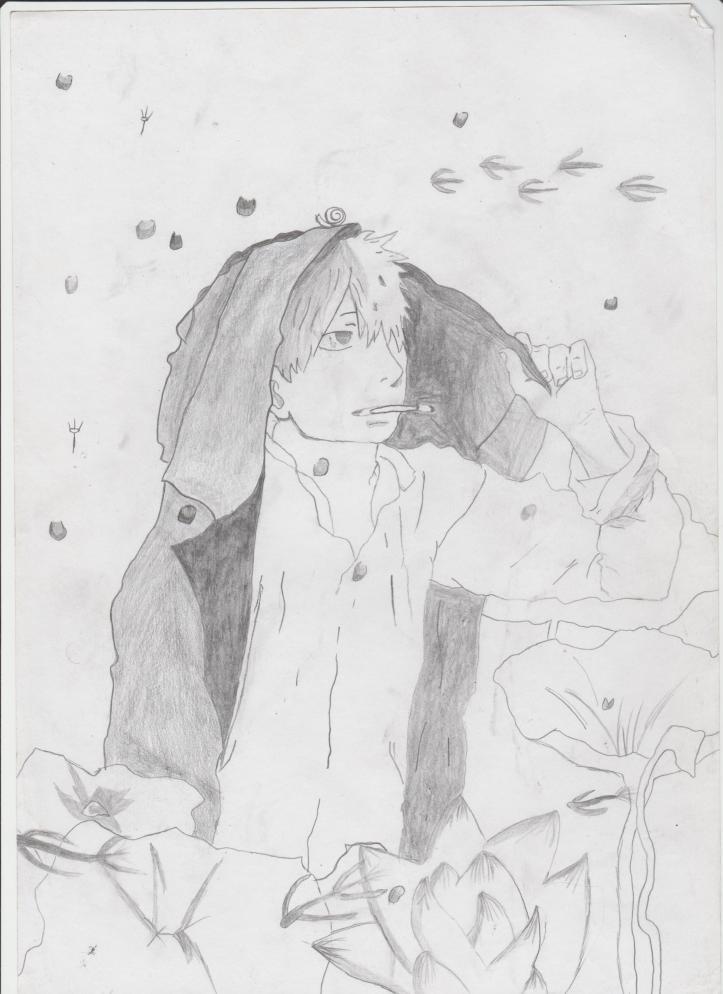 Ginko de Mushishi, Arte de Igor