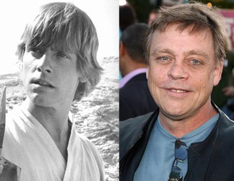 Mark Hamill - Luke Skywalker