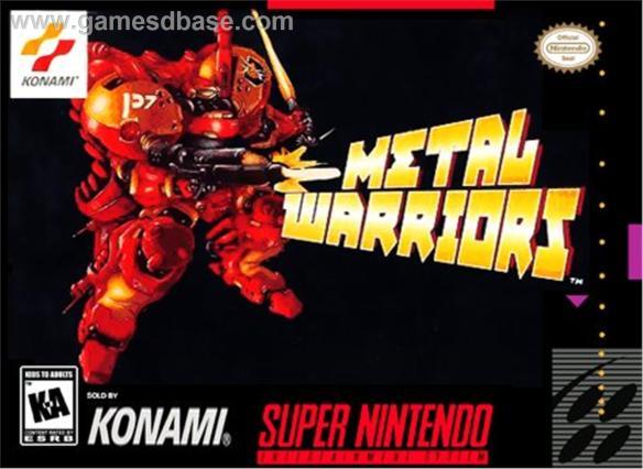 Metal Warriors - 1995