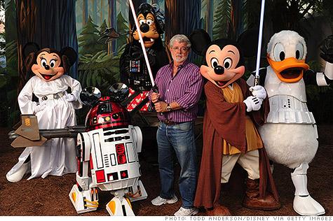 Star Wars e Disney